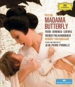 Christa Ludwig, Herbert von Karajan, Michel Sénéchal, Mirella Freni, Plácido Domingo, Robert Kerns, Wiener Philharmoniker: Puccini: Madame Butterfly - BluRay