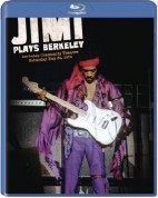 Jimi Hendrix: Jimi Plays Berkeley - BluRay