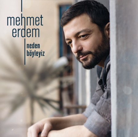 Mehmet Erdem: Neden Böyleyiz (Transparan Buz Renkli Plak) - Plak