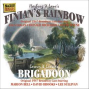 Lane: Finian's Rainbow / Loewe: Brigadoon (Original Broadway Cast) (1947) - CD