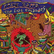 Frank Zappa: The Lost Episodes - CD