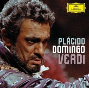 Plácido Domingo - Verdi - CD
