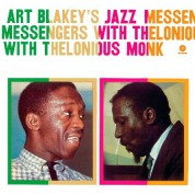 Art Blakey & The Jazz Messengers, Thelonious Monk: Art Blakeys Jazz Messengers With Thelonius Monk - Plak