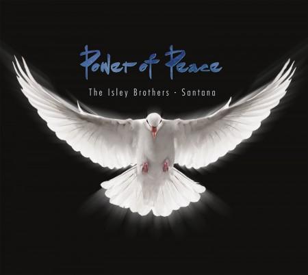 The Isley Brothers, Carlos Santana: Power Of Peace - Plak