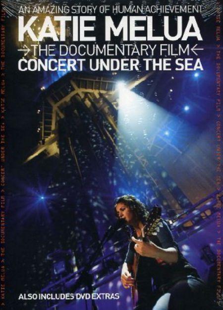Katie Melua: Concert Under the Sea - DVD