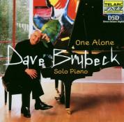 Dave Brubeck: One Alone - CD