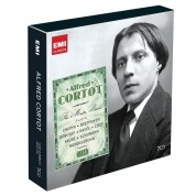 Alfred Cortot: Icon - The Master Pianist - CD
