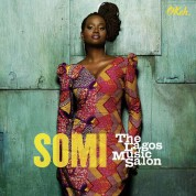 Somi: The Lagos Music Salon - CD