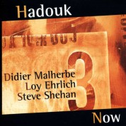 Hadouk Trio: Now - CD