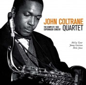 John Coltrane: The Complete 1963 Copenhagen Concert - CD