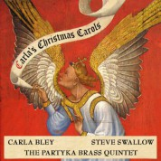 The Partyka Brass Quintet, Carla Bley: Carla's Christmas Carols - CD