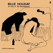 Billie Holiday: At Jazz At The Philarmonic - Plak
