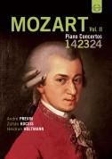 André Previn, Zoltán Kocsis: Mozart: Great Piano Concertos Vol.2 - DVD