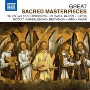 Çeşitli Sanatçılar: Great Sacred Masterpieces - CD