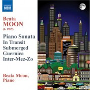 Beata Moon: Moon: Piano Works - CD