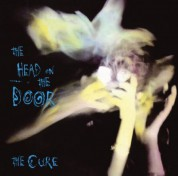 The Cure: The Head On The Door - Plak