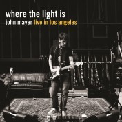 John Mayer: Where The Light Is - Plak