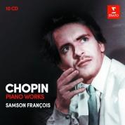 Samson Francois: Chopin: The Piano Works - CD