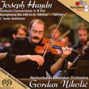 Gordan Nikolic, Netherlands Chamber Orchestra: Haydn: Symphonie Nr.100