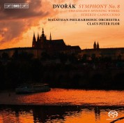 Malaysian Philharmonic Orchestra, Claus Peter Flor: Dvorák: Symphony No. 8 - SACD
