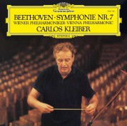 Carlos Kleiber, Wiener Philharmoniker: Beethoven: Symphony No.7 - Plak