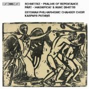 Estonian Philharmonic Chamber Choir, Kaspars Putnins: Schnittke, Pärt: Choral Works - SACD