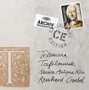 Musica Antiqua Köln, Reinhard Goebel: Telemann: Tafelmusik - CD