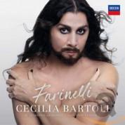 Cecilia Bartoli: Farinelli - CD