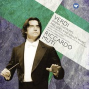 La Scala Choir, La Scala Orchestra, Royal Opera Chorus, New Philharmonia Orchestra, Riccardo Muti: Verdi: Opera Choruses, Preludes and Ballett Music - CD