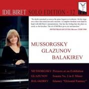 İdil Biret Solo Edition, Vol. 12 - CD