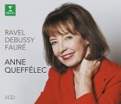Anne Queffelec: Ravel / Debussy / Faure - CD