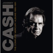 Johnny Cash: The Complete Mercury Albums 1986 - 1991 (Limited Box) - CD
