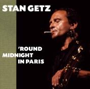 Stan Getz: Round Midnight In Paris + 4 Bonus Tracks - CD