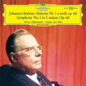 Berliner Philharmoniker, Karl Böhm: Brahms: Symphony No.1 in C Minor - Plak