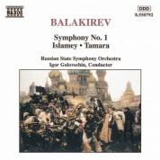 Balakirev: Symphony No. 1 / Islamey / Tamara - CD