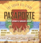 Cuban All-Stars: Pasaporte (Tata Güines Meets Miguel Anga) - CD