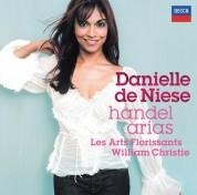 Danielle de Niese, Les Arts Florissants, William Christie: Handel: Arias - CD
