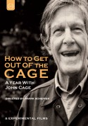 John Cage: How to get out of the Cage - One year with John Cage, Frank Scheffer - DVD
