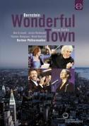 Thomas Hampson, Kim Criswell, Audra McDonald, Brent Barrett, Karl Daymond, Timothy Robinson, Berliner Philharmoniker, Sir Simon Rattle: Bernstein: Wonderful Town - DVD