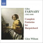 Farnaby: Harpsichord Fantasias (Complete) - CD