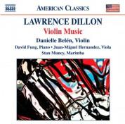 Danielle Belen: Music of Lawrence Dillon - CD