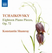 Konstantin Shamray: Tchaikovsky: 18 Piano Pieces - CD