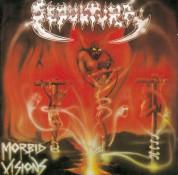 Sepultura: Morbid Visions/Bestial Devastation - CD