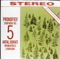 Antal Doráti, Minneapolis Symphony Orchestra: Prokofiev: Symphony No. 5 - Plak