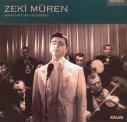 Zeki Müren (1955 – 1963 Kayıtları) - CD