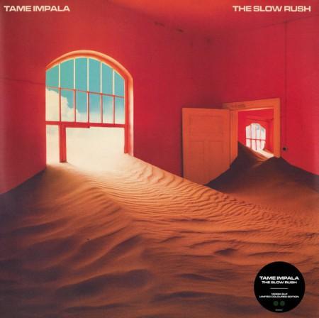 Tame Impala: The Slow Rush (Creamy White Vinyl) - Plak