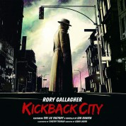 Rory Gallagher: Kickback City - Plak