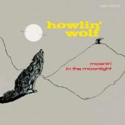 Howlin' Wolf: Moanin' In The Moonlight (Colored Vinyl) - Plak