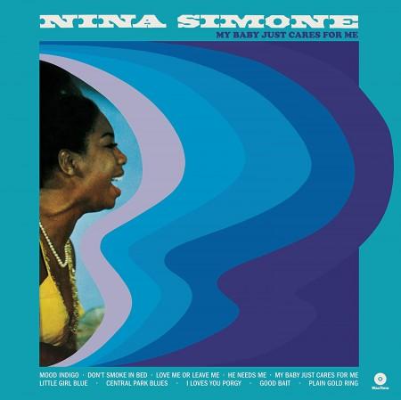 Nina Simone: My Baby Just Cares For Me +3 Bonus Tracks! - Plak