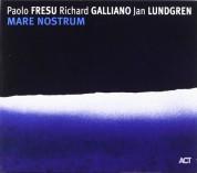 Paolo Fresu, Dan Lundgren: Mare Nostrum - CD
